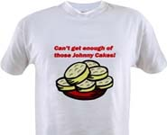 Johnny cakes shirt inspired by the Sopranos and Vito